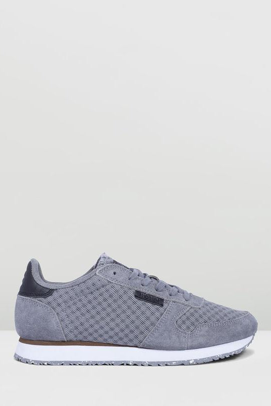 Ydun Suede Mesh - Autumn Grey