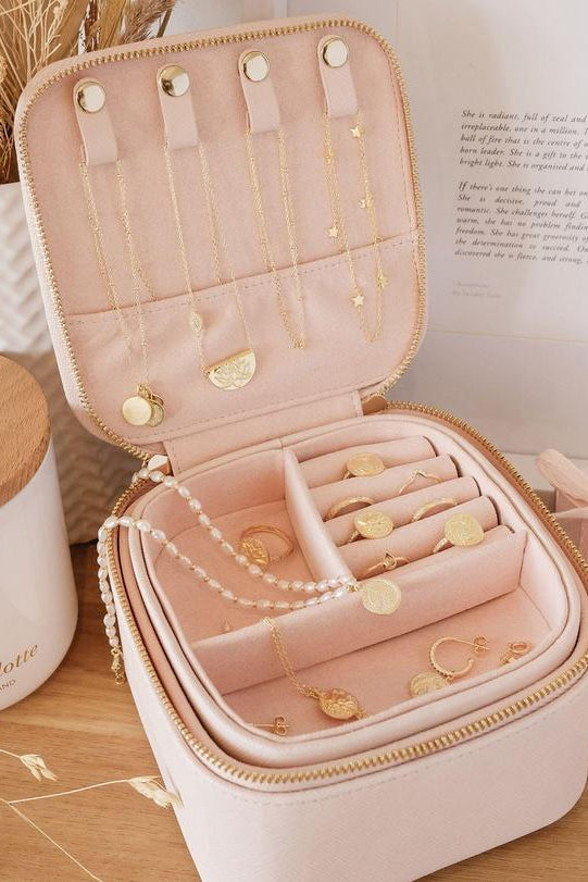 Blush Jewellery Case