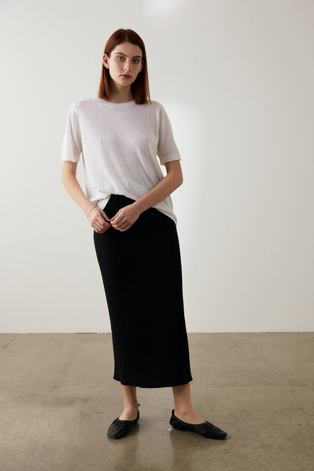 Sloan Skirt Black