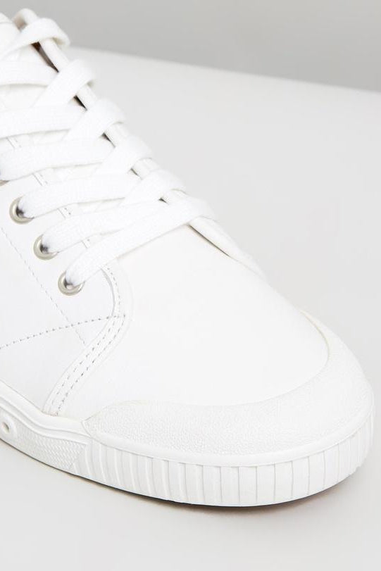 G2S Nappa Leather White