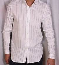 Load image into Gallery viewer, VERTICAL STRIPE SHIRT
