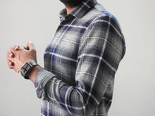 Load image into Gallery viewer, Brushed Cotton Flannel Shirt