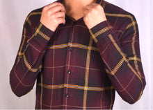 Load image into Gallery viewer, MULTI CHECKS FLANNEL SHIRT