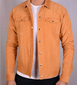 Twin Pocket Corduroy Jacket