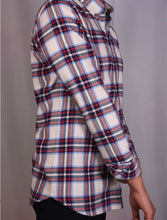 Load image into Gallery viewer, Off-White Multi Check Winter Shirt