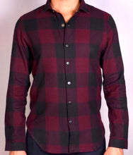 Load image into Gallery viewer, Buffalo Plaid Winter Shirt