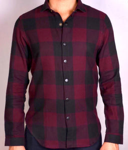 Buffalo Plaid Winter Shirt