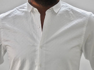 100% Cotton Quilted Textured Shirt