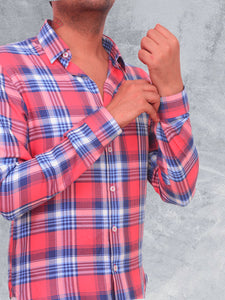 100% Cotton viscose shirt