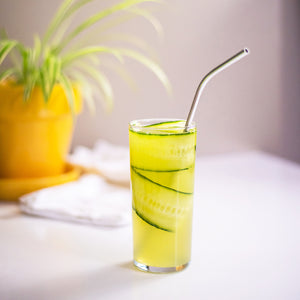 Garden Boosted Cucumber Pear Soda