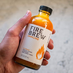 Immune Citrus Fire Brew