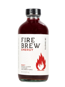 Fire Brew - Yang 8oz Gift Box Apple Cider Vinegar (Fire Cider) Tonics