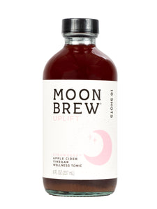 Moon Brew | Uplift - Strawberry | Apple Cider Vinegar Moon Balancing Tonic