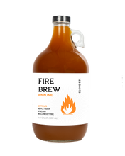 Fire Brew - Immune Citrus Apple Cider Vinegar (Fire Cider) Tonic