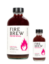 Fire Brew | Renewal - Hibiscus | Apple Cider Vinegar Superfood Tonic