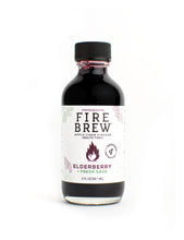 Seasonal - Elderberry