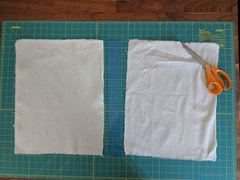 Pillow- step 2