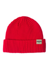 The Harper Beanie in Chili
