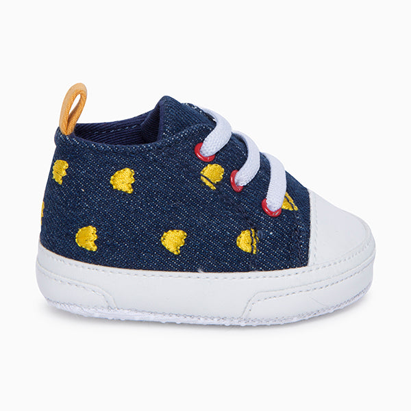 Denim Trainers Puffin