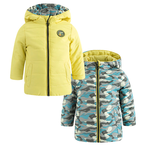 Reversible Parka Wildness