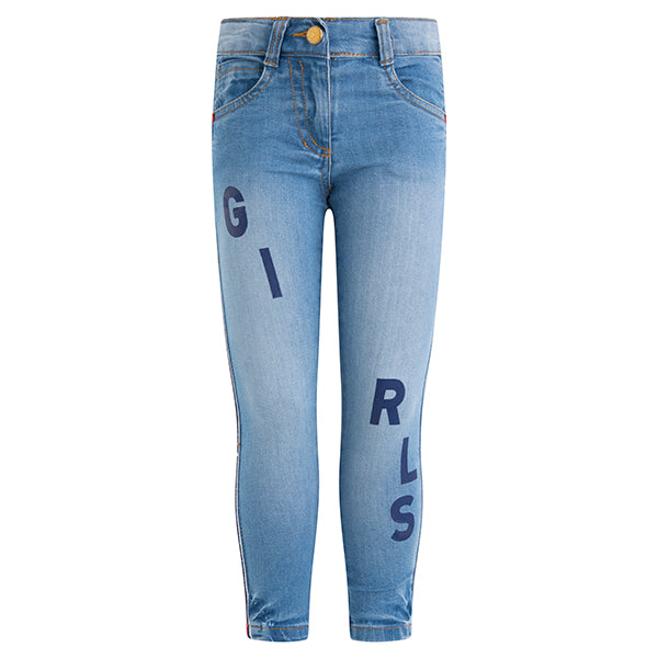 Denim Trouser for Girl