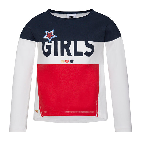 Jersey T-Shirt for Girls