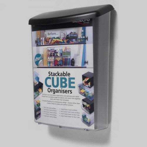 Outdoor Brochure Holder A4