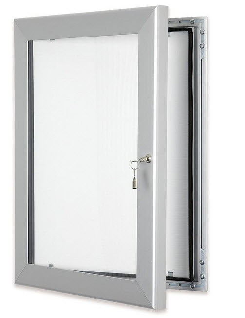 Outdoor Lockable Poster Frame A3
