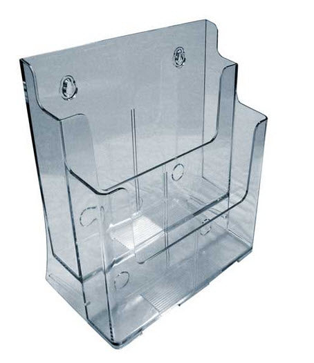 Brochure Holder A4 2Tier