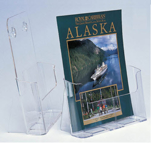 Brochure Holder A4 1Tier