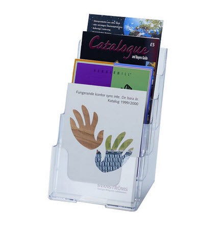 Brochure Holder A5 4 Tier