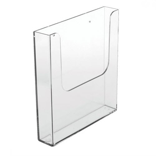Brochure Holder A5 Wall Mounted