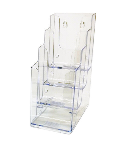 Brochure Holder DLE 4 Tier
