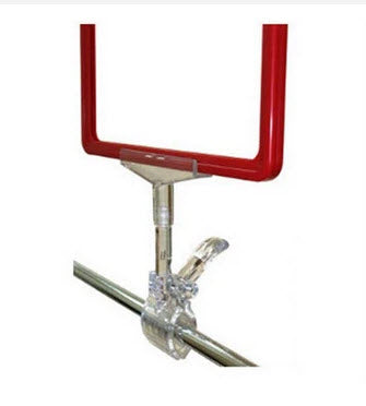 Poster Ticket Frame Clamp Holder