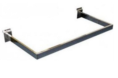 Slatwall Side Hang Rail 600mm