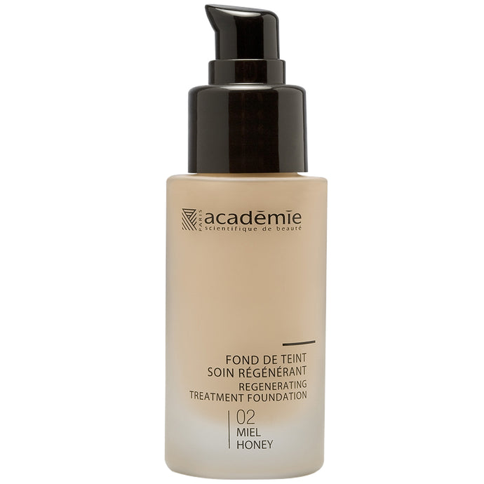 Regenerating Treatment Foundation - Honey