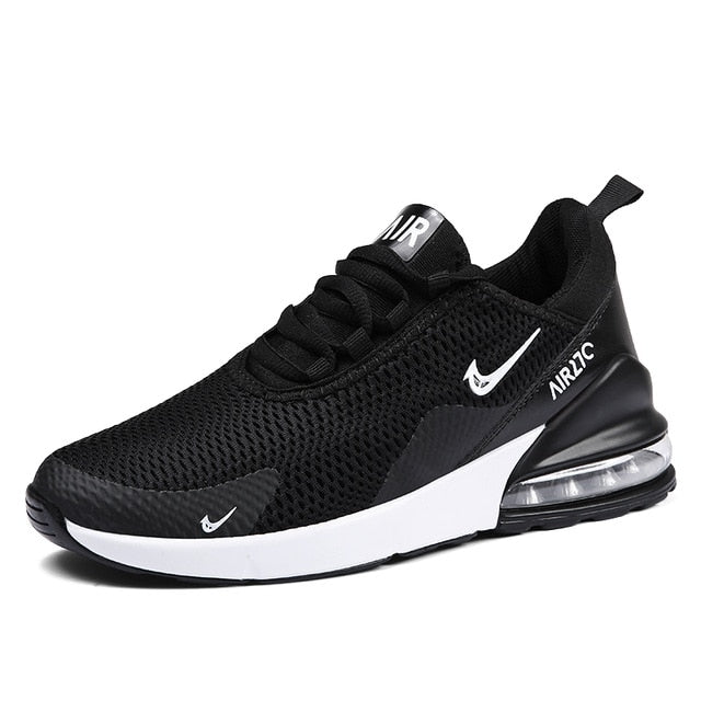 2019 Summer New PU air cushion thick-soled men's sports shoes men Mesh Breathable Fashion trends tenis Running sneakers female
