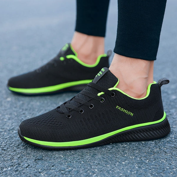 Running Shoes for Men Women 2019 Summer Couple Sneakers Light Low Top Jogging Shoes Man Athletic Breathable Footwear Big Size 46