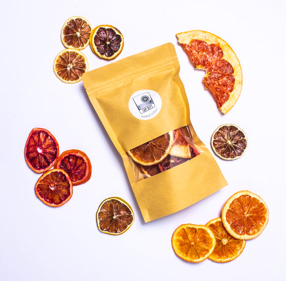 Dehydrated Mixed Citrus Bag