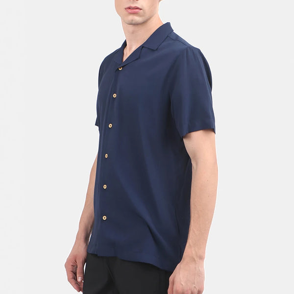 Buttondown - Cuban Collar