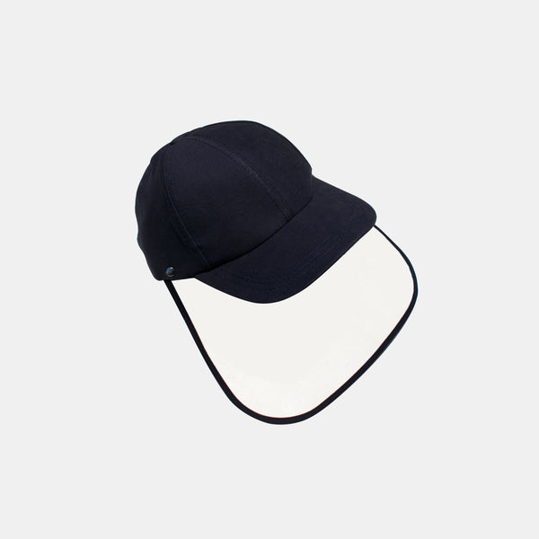 Baseball Cap with Shield