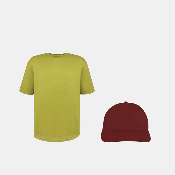 Custom T-Shirt + Cap