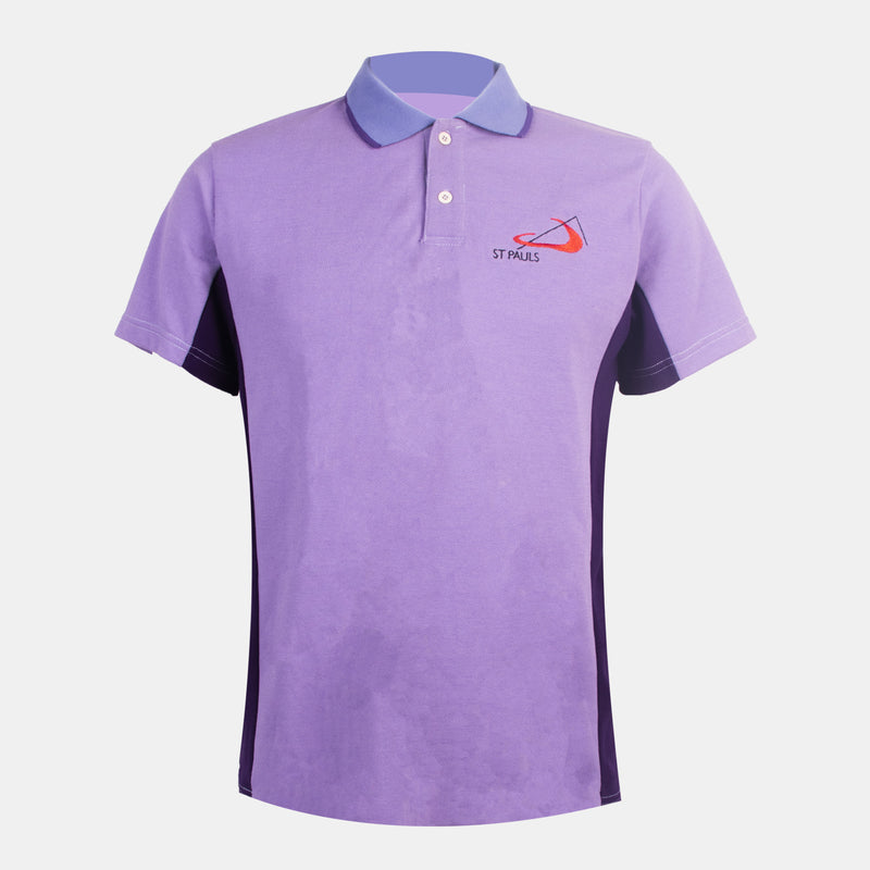 Honeycomb Polo Shirt 2