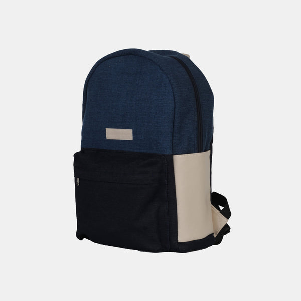 Custom Denim Backpack