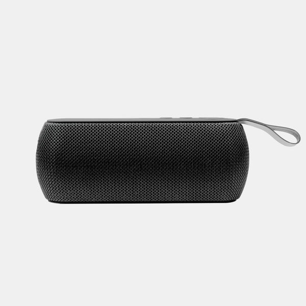 Custom Bluetooth Speaker (Plain Black)