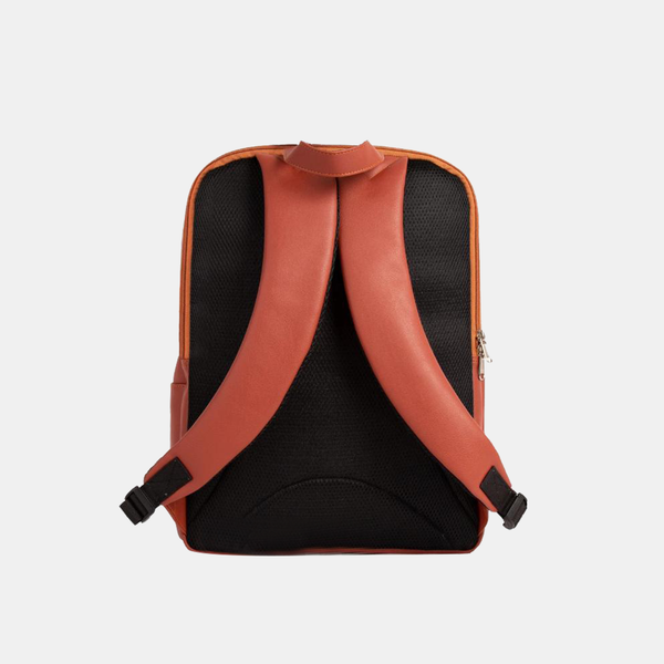 Custom Leather Backpack