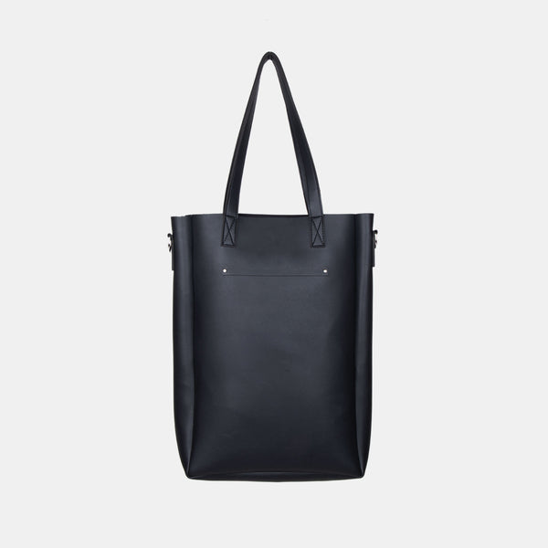 Custom Leather Tote Bag with Sling