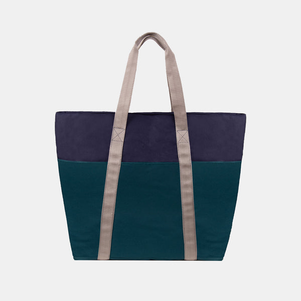 Custom 3-tone tote bag