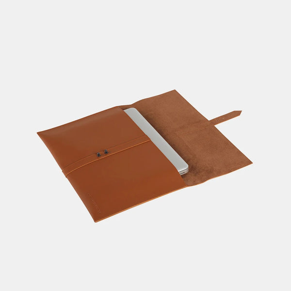 Custom Leather Laptop Case