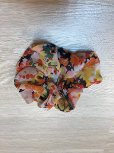 Scrunchie Hair Band in Floral